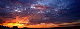 Niebo, chmury, pioruny