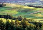 Na skraju doliny Gorajca - Kol. Gorajec-Zagroble
