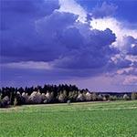 Pola wsi Stanisławów