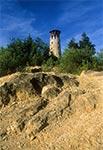 Wieża widokowa w kamieniołomach pod Józefowem