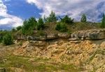Niewielkie łomy w rejonie Huty Różanieckiej