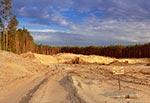 Kopalnia piasku Zawadki koło Łosińca (Wielkość oryginalnego pliku - 53 mln pix.)