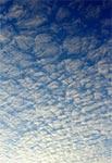 Jedne z najpiękniejszych chmur - cirrocumulus