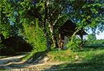 Kapliczka w Grabniku Górnym na Roztoczu Środkowym