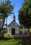 Kapliczka w Nowinach Horynieckich