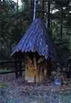 Kapliczka w Kulaszach