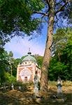 Kaplica grobowa w Mycowie