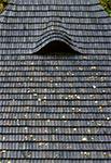 Dach kaplicy św. Rocha - Krasnobród