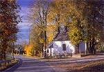 Zabytkowa kaplica w Łukawicy z roku 1890