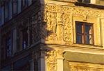 Fasada kamienicy ormiańskiej