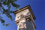 Kaplica słupowa - tzw. Figura św. Piątka
