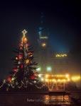 Wigilia Świąt Bożego Narodzenia w Zamościu, w roku 2015