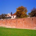 Dawny kościół i klasztor Klarysek w Zamościu