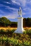Figura Matki Bożej - Kondraty koło Hoszni Ordynackiej