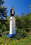 Figura św. Jana Nepomucena koło Hamreni