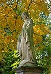 Figura Matki Boskiej z Lourdes w Zwierzyńcu