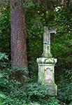 Krzyż z roku 1917 na Dahanach