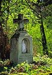 Cmentarz w Leliszce koło Bełżca