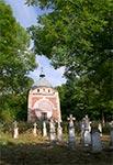 Cmentarz w Mycowie
