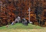 Pomnik partyzancki w Szewni