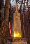 Pomnik na wzgórzu Polak