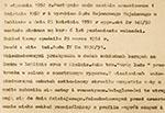 Dokumenty sądowe z rozprawy rehabilitacyjnej naszej babci Jadwigi Kleszczyńskiej - żołnierza AK/WiN - torturowanej przez lewackich katów za jej walkę o wolną Polskę
