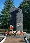 Cmentarz wojenny w Łosińcu