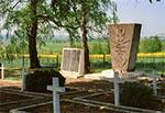 Cmentarz wojenny w Antoniówce
