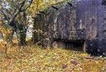 Schron bojowy linii Mołotowa - rejon Brusna Nowego