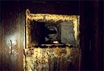 We wnętrzu bunkra linii Mołotowa