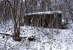Soviecki bunkier linii Młotkowego w Hucie Krysztalowej
