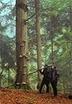 Towarzyski plener na Bukowej Górze z Bartkiem Dybowskim