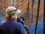 Plener fotograficzny w dolinie Wieprza między Obroczą a Zwierzyńcem