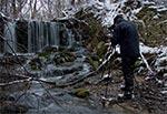 Pozostałości po młynie w Polance Horynieckiej