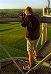Fotografowanie z niskich pułapów, z niekonwencjonalnych punktów widokowych ;)