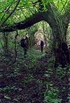 Eksploracja zaginionych wsi Roztocza Wschodniego / Południowego