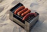 Turystyczny grill Esbita