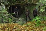"""Wyszukiwanie zamaskowanych w terenie i roślinności bunkrów to niezmiernie ciekawe zajęcie turystyczne na Roztoczu Wschodnim. Będzie tak dopóki otoczenie i same bunkry nie zostaną """"ucywilizowane"""". Oby to nie nastąpiło nigdy!"""