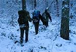 Eksploracja Roztocza Wschodniego zimą