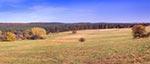Panorama Dahan jesienią (wielkość oryginalnego pliku - 64 mln pix)
