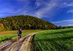 Czubata Góra koło Kawęczynka wczesną jesienią (Max. wielkość obrazu - 62 mln.pix).