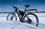 Zimowe MTB na Roztoczu