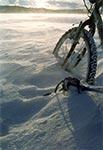 Zamieć śnieżna - pod górą Zaleską przed Rachodoszczami