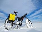 Optymalna miąższość warstwy śnieżnej, do tego równomierna, bez zasp.