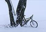 """Zawieja kojarzy mi się właściwie z dwoma zjawiskami - """"zniknięciem"""" horyzontu i sieczeniem śniegu po twarzy i oczach - 25 stycznia 2021"""