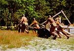 W lipcu odbyło się widowisko historyczne w Zielonem koło Krasnobrodu