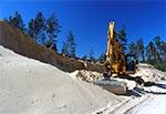 Koparka do piasku - Piaskowania Górniki