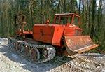 Machina leśna w Hamerni
