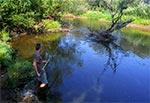 """Aktywne łowienie """"batem"""" w Tanwi"""