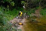 Na ryby na rowerze - nieco ruchu i nieco wypoczynku na świeżym powetrzu